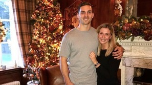 Wales rugby international George North and Olympic cyclist Becky James announce engagement