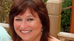 Gail Brown was killed in the crash at Bartlow last Friday.