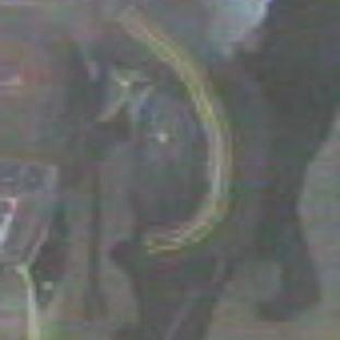 Lancashire Police are trying to trace these people after a Blackburn shop was ram-raided on Christmas Day