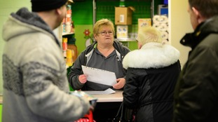 This is Salford's first 'social supermarket' - where people battling to pay their bills can do a weekly shop for just £2.50