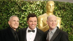 Oscars Seth MacFarlane