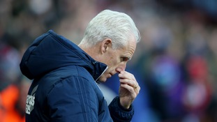 Mick McCarthy has a shortage of bodies available in midfield.