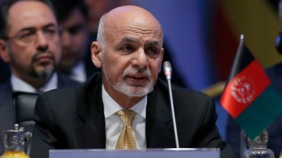 Ashraf Ghani called the attack a 'crime against humanity'.