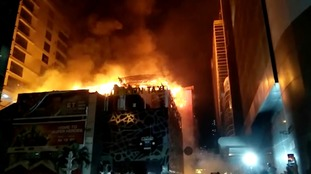 At least 15 people killed and 50 injured in Mumbai fire