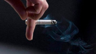 PHE said there are many ways to quit, including free proven support from NHS Smokefree