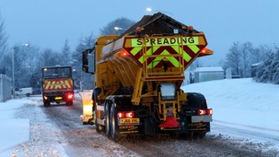Snowfall causes major travel disruption