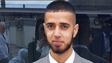 21-year-old Mohammed Aftab was found dead in Rochdale on Monday 25th December