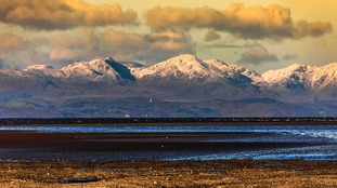 Lake District from Fleetwood JOHN MAXWELL