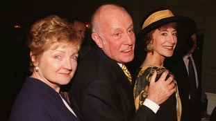 Julia McKenzie, seen here with Richard Wilson and Maureen Lipman