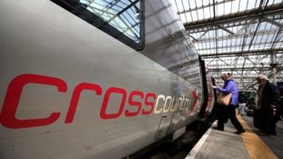 Staff on CrossCountry are set to strike over Sunday working.
