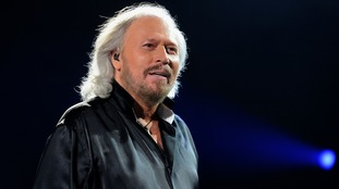 Barry Gibb from the Bee Gees has been given a knighthood for services to music and charity.
