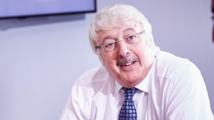 Research chemist John MacGregor from Essex has been made an OBE for services to international trade