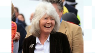 Author Jilly Cooper