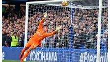 Newcastle goalkeeper Karl Darlow