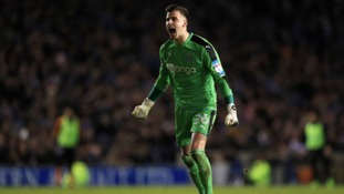 Newcastle goalkeeper Karl Darlow is refusing to bow to the pressure of the scrap for Premier League survival