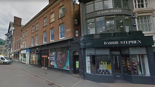Barrie Stephen salon on King Street in Leicester has been broken into six times in the past 12 months.