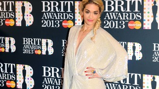 Rita Ora reportedly has three nominations for the 2013 Brit Awards