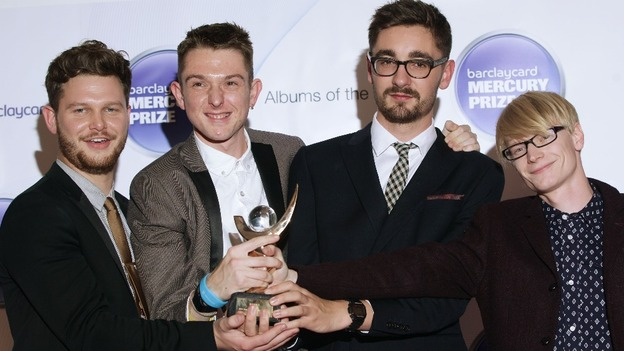 Alt-J's album 'An Awesome Wave' won them the 2012 Mercury Music Prize