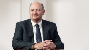Richard Cousins was the chief executive of The Compass Group.