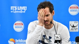 Brisbane withdrawal upsets Andy Murray's Australian Open preparation