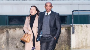 Trevor Sinclair pleaded guilty.