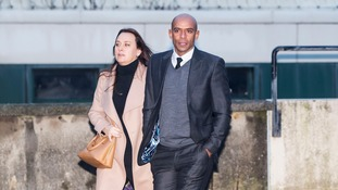 Ex-Man City and England winger Trevor Sinclair pleads guilty to drink-driving and abusing a police officer