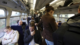 Rail passengers are being hit with the largest fare rise in five years.