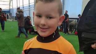 Daniel Harris, of Fernwood in Nottinghamshire, was described as a typical rough and tumble fun-loving boy