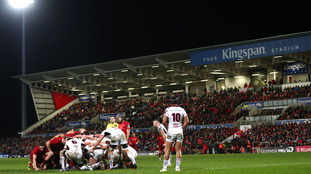 Ulster Rugby