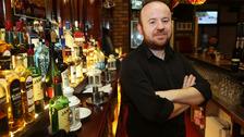 Dublin pub raid