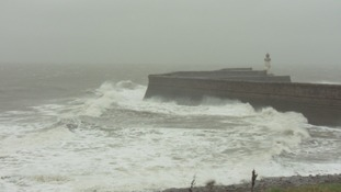 Storm Eleanor is expected to cause flooding in coastal areas across the region