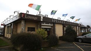 Dublin bar raid