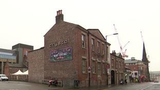The Crystal nightclub in Sheffield.