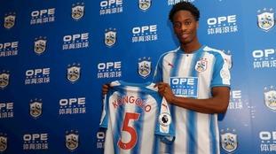 Terence Kongolo has joined Huddersfield on loan.