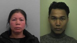Three sentenced following investigation into modern slavery at nail bars