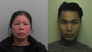 Trio jailed for trafficking Vietnamese girls and making them work at nail bars without pay