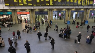 Transport secretary Chris Grayling promises 'better services' for commuters hit by fare increases