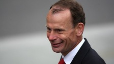 BBC presenter Andrew Marr