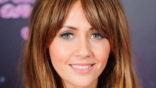 Samia Ghadie, one of the stars appearing on ITV1's Dancing on Ice.