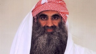 Khalid Sheikh Mohammed before his 2003 capture in Pakistan