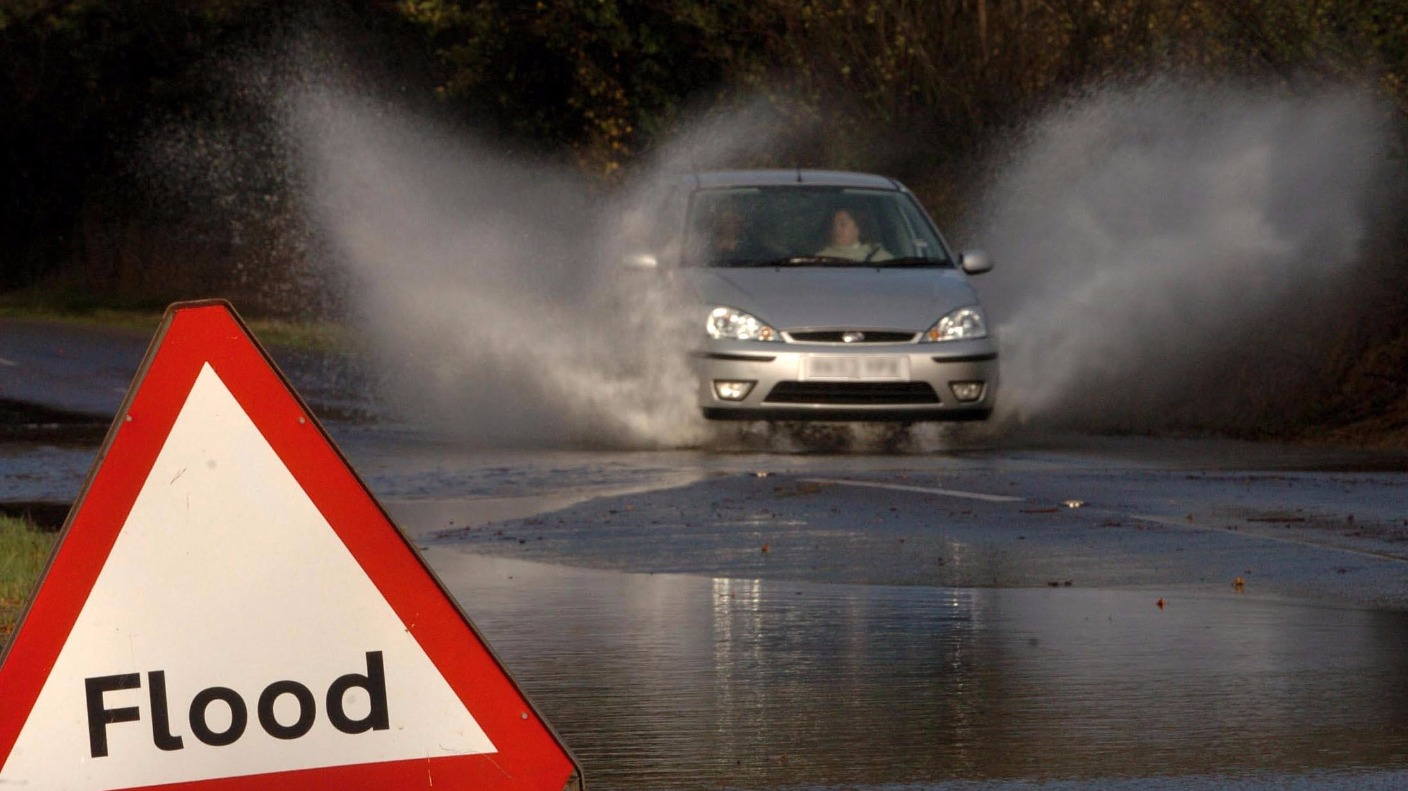 Flood Warnings Issued For Parts Of The Norfolk Broads