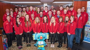 Isle of Man Commonwealth Games team announced
