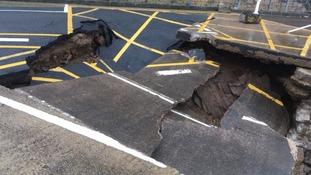 pier collapse