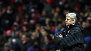 Twitter football Arsenal Arsene Wenger