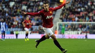 Twitter football Man U Robin Van Persie