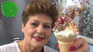 Retirement tastes sweet for half-century-long market trader