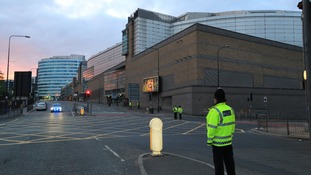 pic of manchester arena