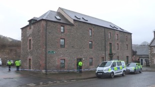 The Corn Mill, Hawick