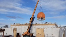 A new £17m mosque is due to open in Cambridge later this year.