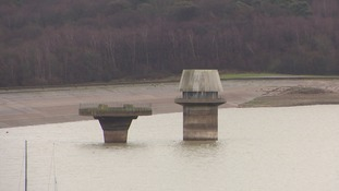 South east's biggest reservoir just 44% full